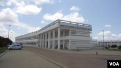 Instituto superior politécnico da Huíla Lubango