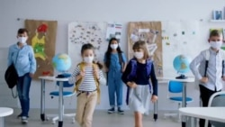儘管新冠疫情在美仍肆虐 學校已逐漸恢復課堂教學