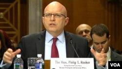 Філіп Рікер, в.о. помічника Держсекретаря США з питань Європи та Євразії