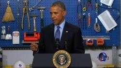奥巴马:改善宽带加强安全促经济