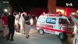 巴基斯坦一家酒店發生炸彈爆炸 疑針對中國代表團