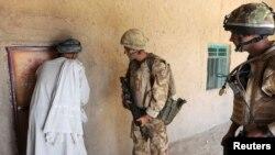 Afg'onistonda Amerika boshchiligidagi chamasi 14 ming kishilik xorijiy askarlar qolgan