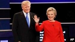 El candidato republicano, Donald Trump, y la candidata demócrata, Hillary Clinton, buscarán más votos en el último debate presidencial antes de las elecciones, que se realiza en Las Vegas, Nevada.