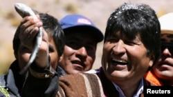 El presidente Evo Morales dejó en manos de Mercosur los avances de la investigación y la posterior demanda ante Naciones Unidas.