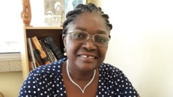 """9 Mar 2018 AFS Maria Encarnação Pimenta: """"O medo faz parte da estrutura mental dos angolanos"""""""