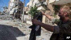 Raqqa, Siri