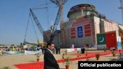 چشمہ کے مقام پر پاکستان کا پانچواں جوہری بجلی گھر
