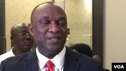 Prezidan Asanble Nasyonal Ayiti a, Senatè Youri Latortue