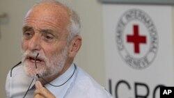 Jakob Kellenberger, Presiden Komite Palang Merah Internasional (ICRC) (foto: dok). ICRC sedang mengkaji ulang operasinya di Pakistan.