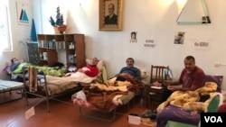 Mehman Hüseynova dəstək aclıq aksiyası