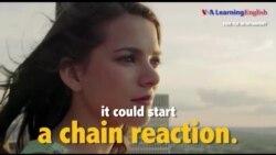 Học tiếng Anh qua phim ảnh: A chain reaction - Phim I'm Not Ashamed (VOA)