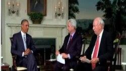 奧巴馬總統就伊朗核協議向猶太人團體發表演說