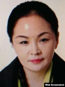 """被稱為河南""""趙紅霞""""的周口市人大代表楊瑞。 (人民監督網圖片)"""