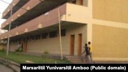 Yunivarsitii Amboo