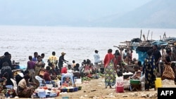 Le fleuve Congo (AFP)
