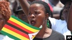 Robert Mugabe Supporter