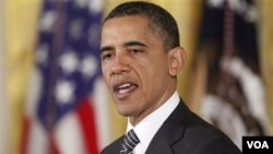 Kongres dan Senat AS meminta Presiden Obama mengambil tindakan lebih lanjut terhadap situasi di Burma.