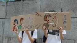 """舆论:香港特区政府""""原地踏步""""力求G-20峰会前避免麻烦"""