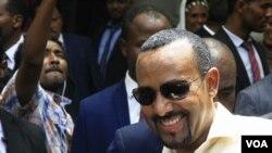د ایتوپیا صدراعظم ابی احمد هم د سولې جایزې دپاره ځان کاندید کړی دی.