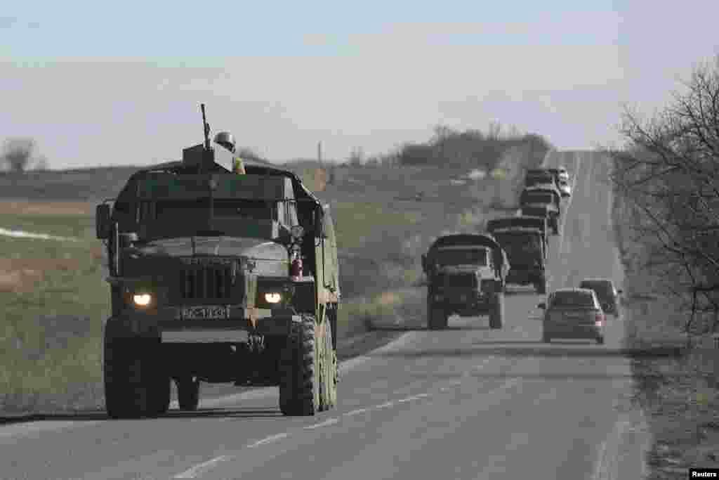 سرحدی علاقے ژولوبوک میں ہونے والے تبادلے کے دوران علیحدگی پسندوں نے یوکرین کے 139 فوجی اہلکاروں کو کیو حکومت کے ذمہ داران کے حوالے کیا تھا۔