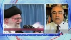 رسول نفیسی، کارشناس امور ایران