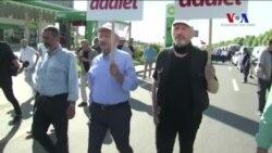 Kılıçdaroğlu 'Adalet' Yürüyüşüne Devam Ediyor