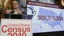 Census Bureau Director Robert Groves announces results for the 2010 U.S. Census at the National Press Club.
