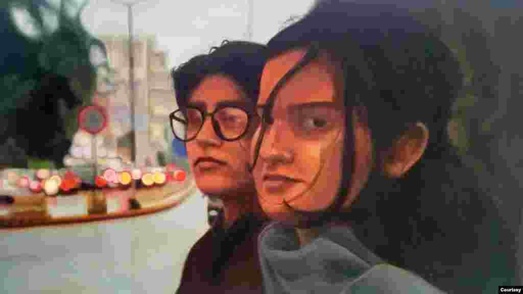 ایک نوجوان مصورہ تحریم لیاقت نے خدشہ ظاہر کیا کہ جس طرح عام دنوں میں مصوروں کے کام کو پذیرائی ملتی ہے، شاید اِس بار نہ مل سکے۔