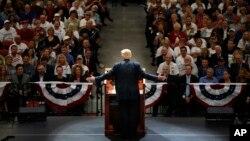 Donald Trump acapara la mayoría del voto republicano, pero no todos lo quieren como nominado.