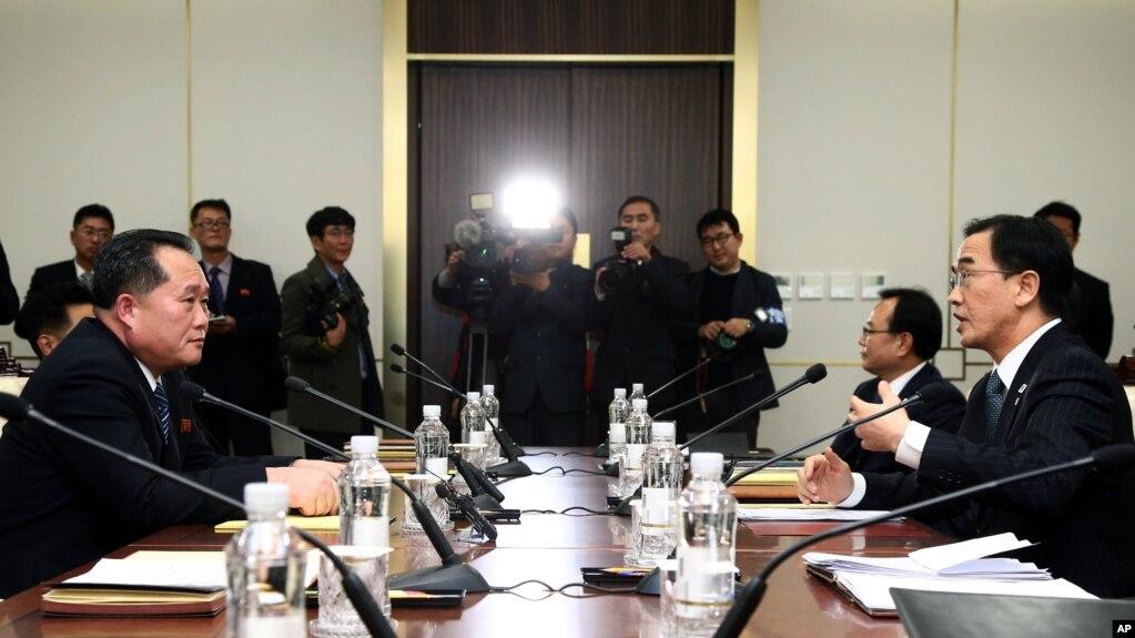 Përgatitjet për takimin mes udhëheqësve të dy Koreve