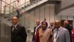 南非内政部长祖马当选非盟新主席