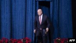 И. о. генерального прокурора США Мэтт Уитакер
