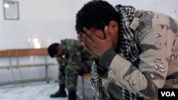 Líderes rebeldes dicen que cuatro personas murieron en los ataques.