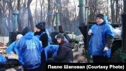 Антимайдан пішов в історію, Євромайдан - стоїть. ФОТО