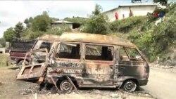 Pakistanda yeniyetmə qız namus zəminində yandırılaraq öldürülüb