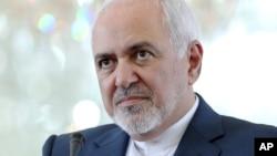 Bộ trưởng Ngoại giao Iran Mohammad Javad Zarif.