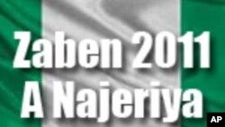 Zaben 2011 a Najeriya