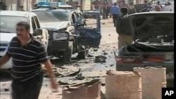 کشته شدن افراد غیر نظامی در شهر کرکوک عراق