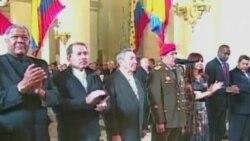 CN - Venezuela-US Post Chavez