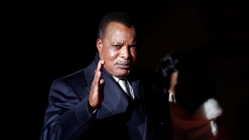 Denis Sassou Nguesso annonce sa candidature à la présidentielle