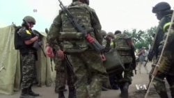 Tensions Build at Remote Ukrainian Border Post