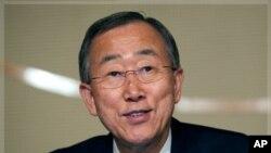 اظهار نگرانی منشی عمومی ملل متحد از بابت برنامۀ اتمی ایران