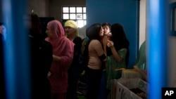 هم اکنون ۱۸۴ نفر در زندان زنانۀ بادام باغ محبوس است