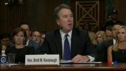 美國參議院確認卡瓦諾就任最高法院法官 (粵語)