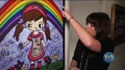 Аутизм – не вирок! Історія успіху американки, яка попри свій діагноз змогла стати художницею та адвокаткою. Відео.