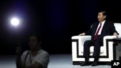 지난 21일 국제천문연맹 28차 총회 개막식에 참가한 시진핑 부주석. (자료 사진)
