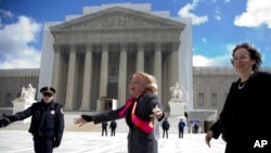 Gay Marriage Argued Before US Supreme Court