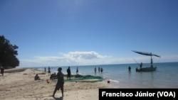 Praia de Vilanculos, Moçambique