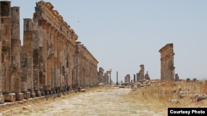 Syria Civil War Threatens Cradle Of World Cultures