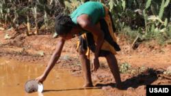 Sécheresse à Madagascar (USAID)